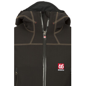 66° North Vatnajökull - Veste Homme - noir